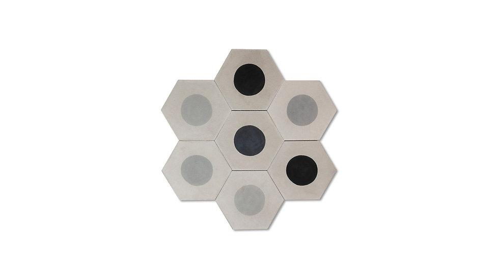Hex Polka Dot