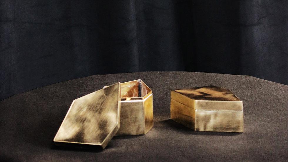 Pentagon Boxes