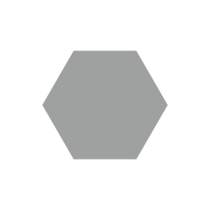 MEDIUM HEXAGON