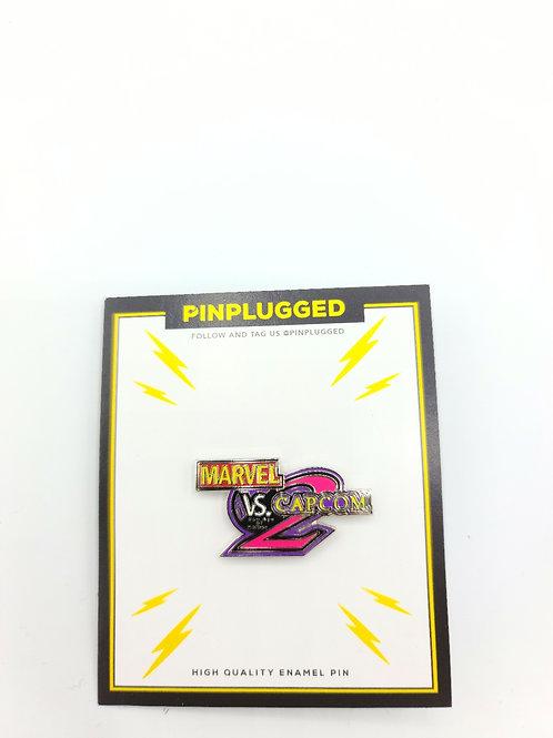 Marvel Vs Capcom 2 Pin