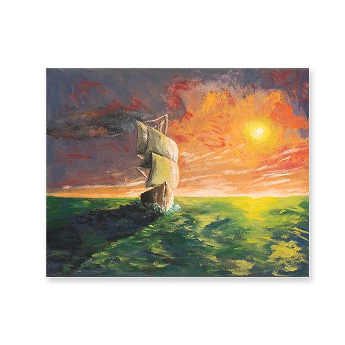 """Rod Grow - """"  The Sail """""""