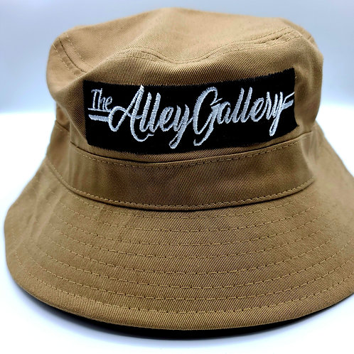 The Brown Bucket hat