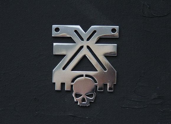 The Mark of Khorne pendant