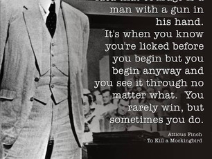 """What I love about """"To Kill A Mockingbird"""""""