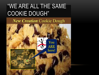 New Creation Cookie Dough