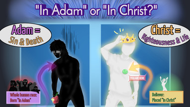 Adam or Christ