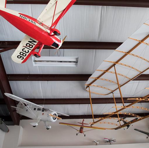 Massey Aerodrome in Kent County