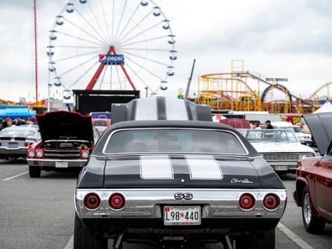 Wayfaring: Ocean City Car Show