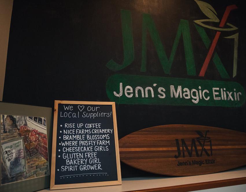 Jenn's Magic Elixir