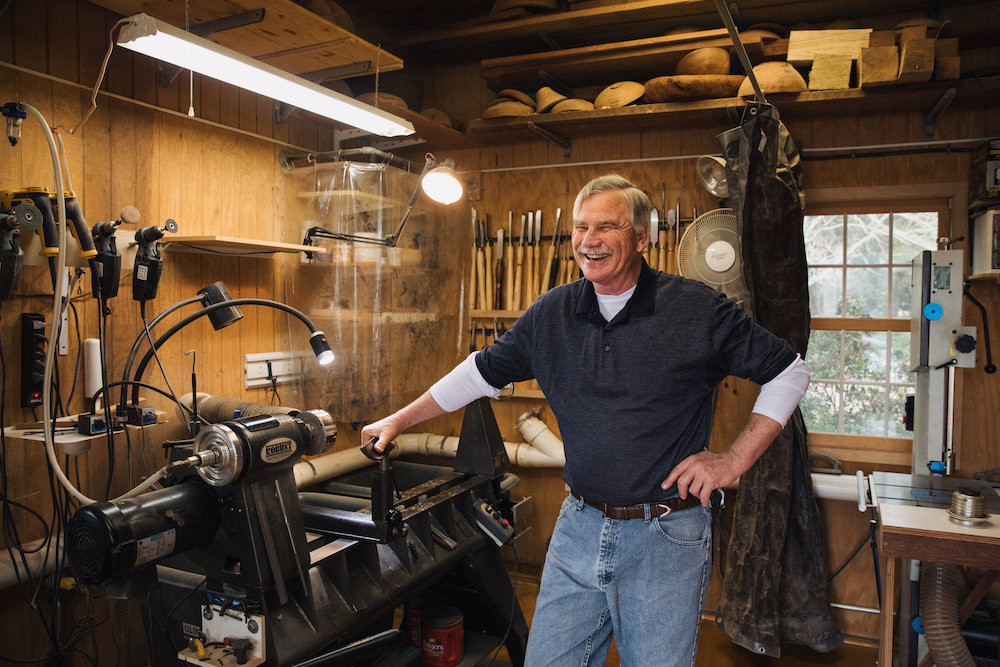 Woodworking with Scott Beatty