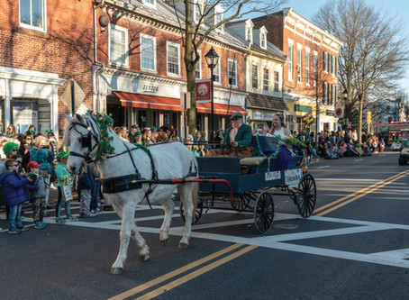 St. Patrick's Day in Easton