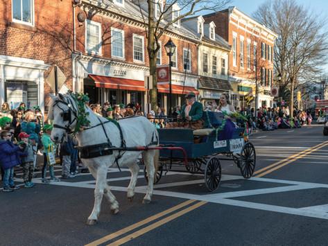 St. Patrick's Day in Easton