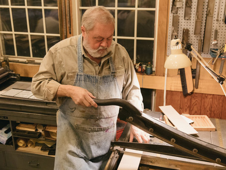 Chestertown's printing press: The art and power of ink on paper