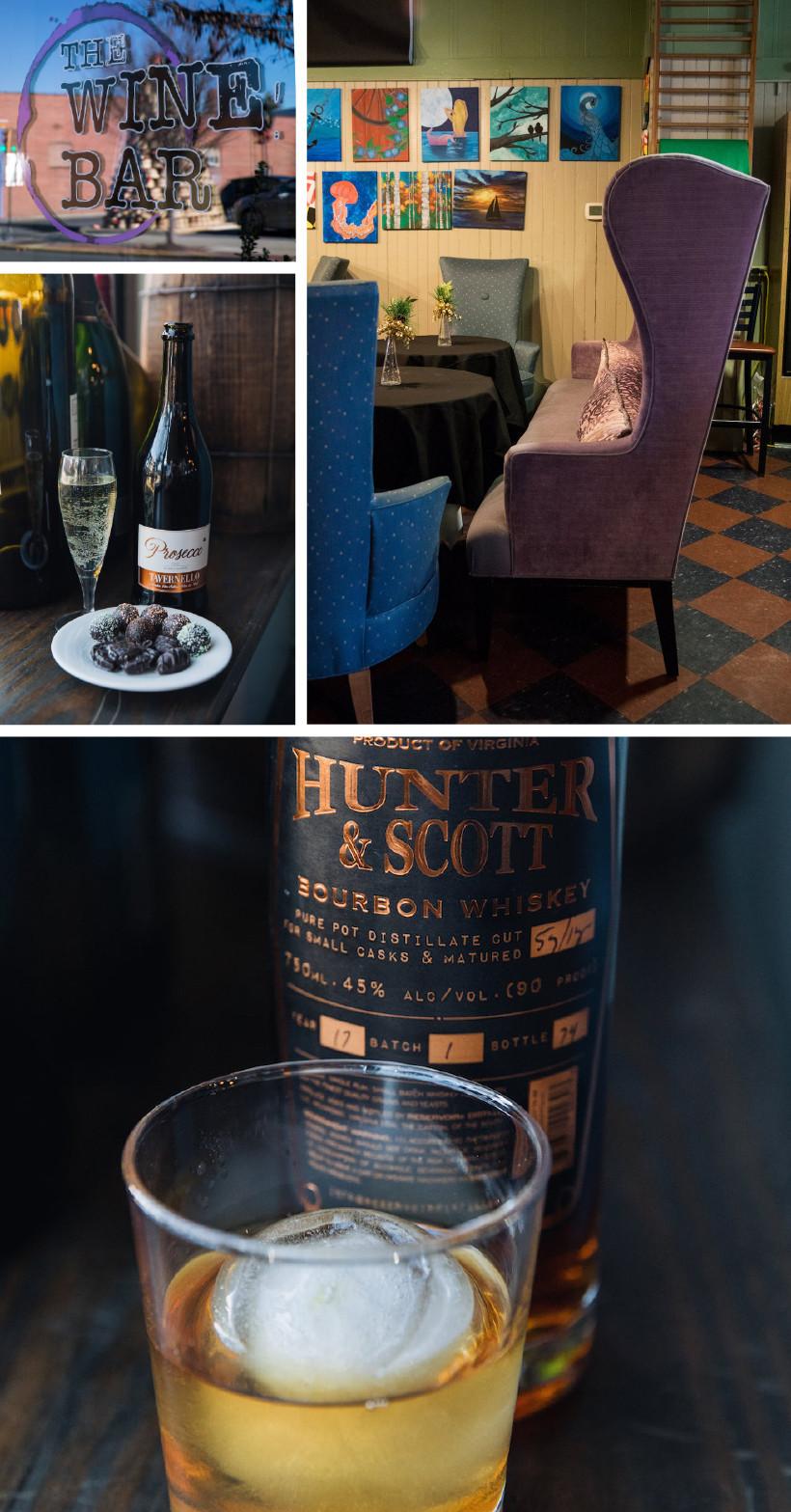 The Wine Bar in Cambridge