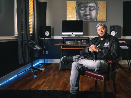 Atmosphere: Easton's entertainment networker makes a production studio into a success story