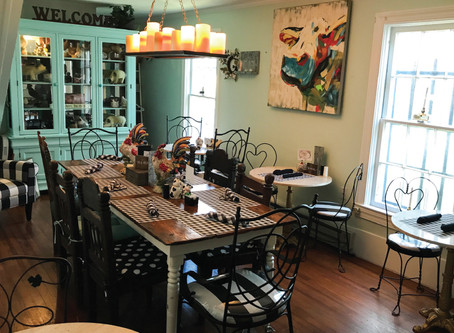 Minty's Place: Old Soul, New Food