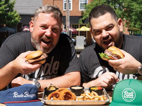Taste Buds: Rude Burger