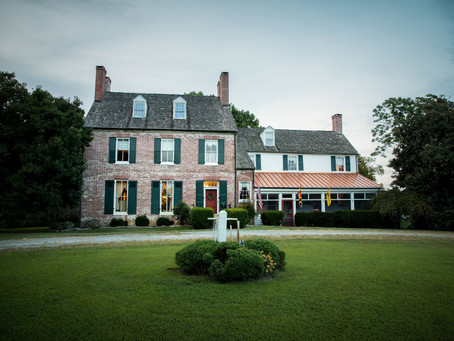 A reflection on the historic Mitchell House, and the lives that passed through it