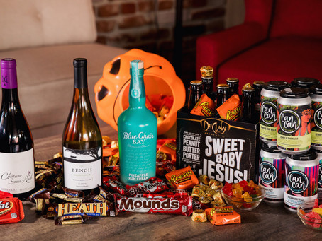 Candy is Dandy (But Liquor is Quicker)