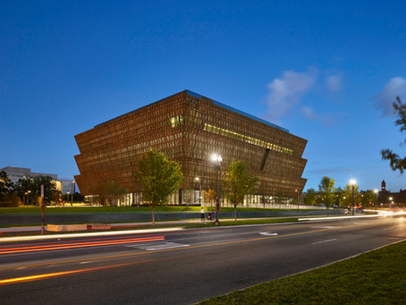 Take a trip to the National Museum of African American History and Culture