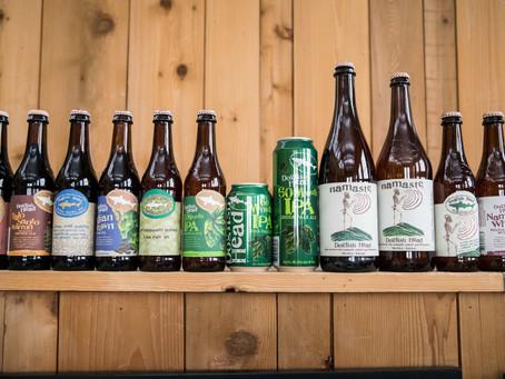 High Spirits: Dogfish Head Brewery