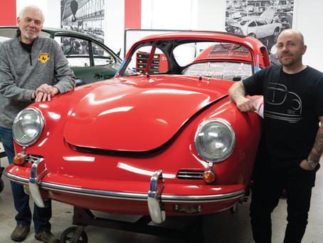 Passion: Porsches