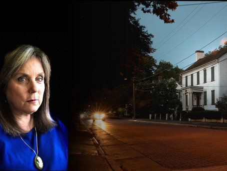 Local folklore expert Mindy Burgoyne hosts the haunted tours of Dorchester County