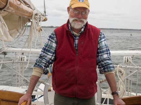Master craftsman and boat builder Richard Scofield reflects on his career in St. Michaels
