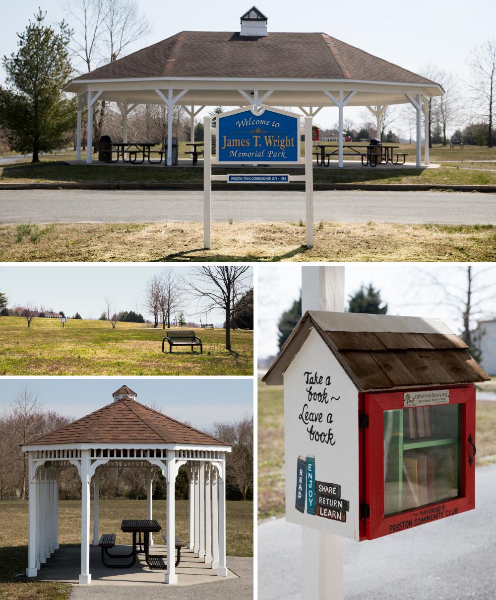 Caroline County: James T. Wright Memorial Park