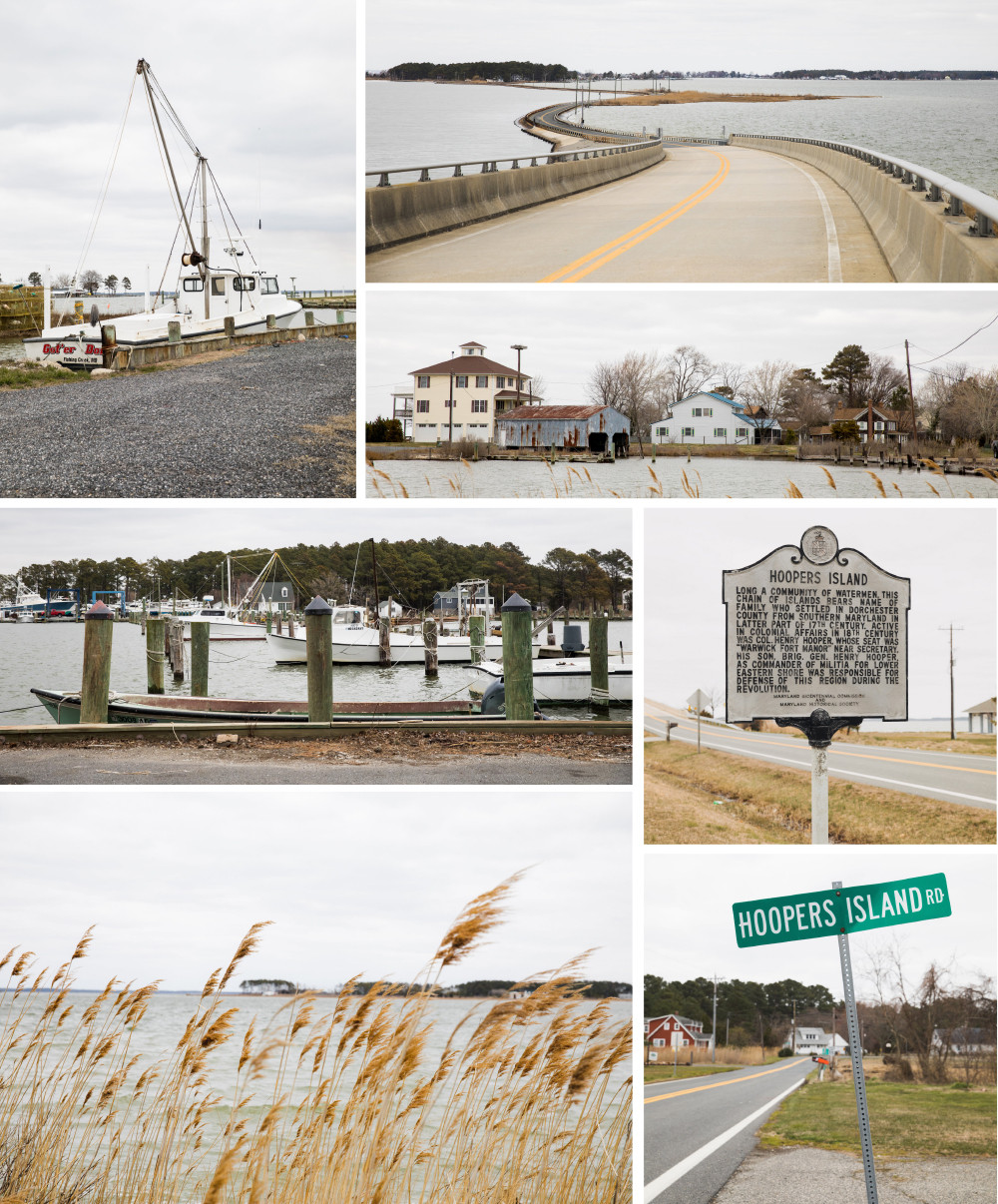 Dorchester County: Hoopers Island