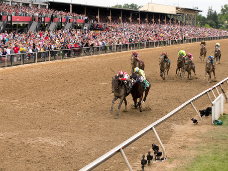 Watch History Unfold at the143rd Annual Preakness Stakes
