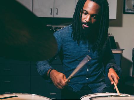 Jordon Stanley's artistic expression lives in rhythm