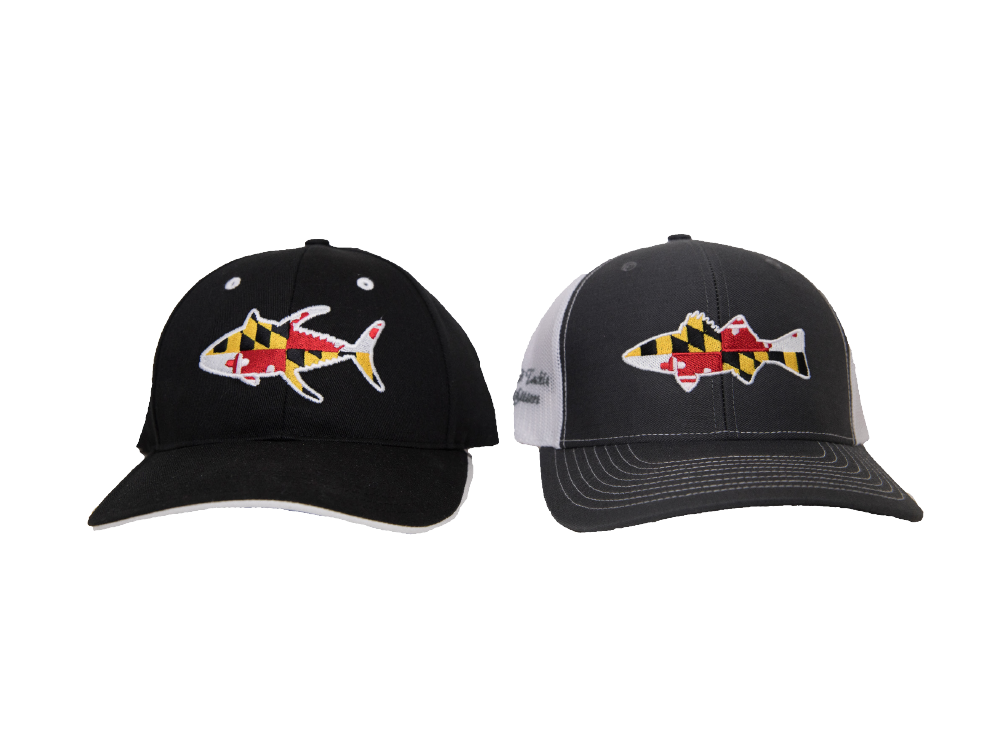 MD FISH HATS
