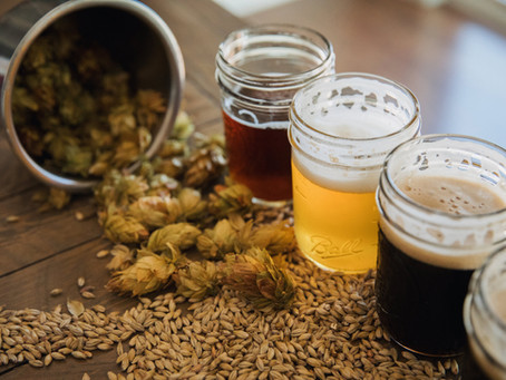 Home-brewmeister Justin Greer goes over the finer points of making your own beer