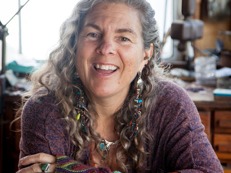 Meet Local Artist, Sue Stockman