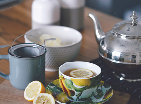 Shore Time: Resurrecting Afternoon Tea