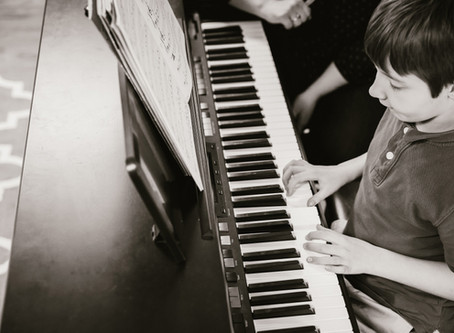 Keys to Success: Teaching music at Allegro Academy