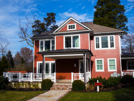 Heron House, A Modernized Classic