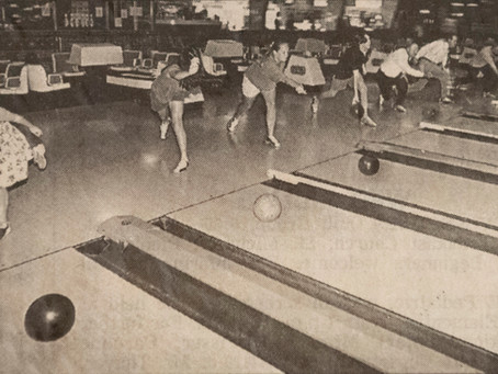 A historic look back at an ICONIC Easton establishment that's up everyone's alley