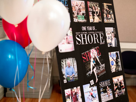 Social Scene: Shore Turns 1