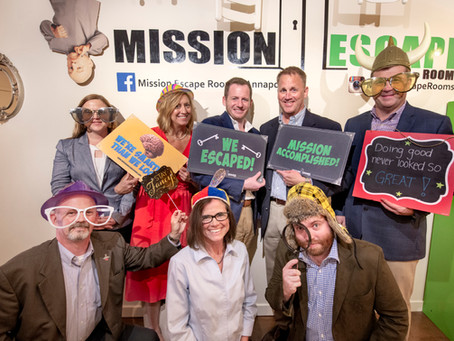 Escape From The Mission Escape Room