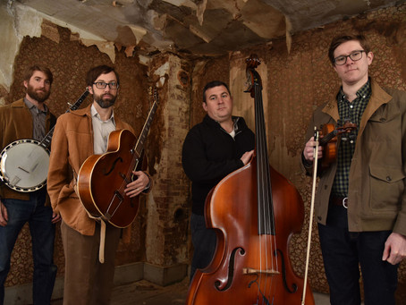 National bluegrass outfit The High and Wides talk about the influence of rural roots on their music,