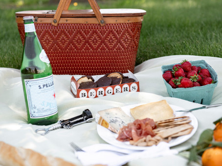 Taste Buds: The Anatomy of a Picnic