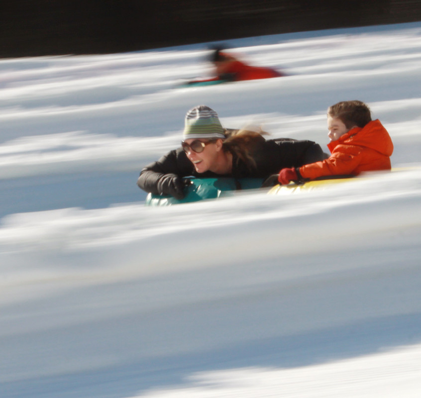 Snow Tubing at Wisp Resort - photo credit Garrett County Chamber of Commerce Timothy Jacobsen