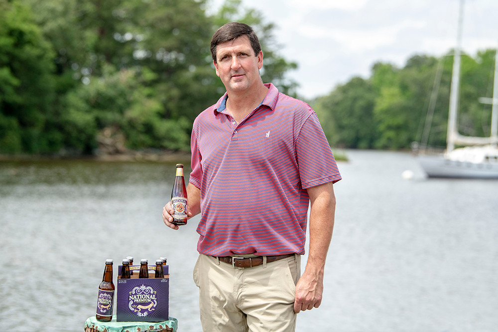 Tim Miller looks to revitalize the beers of Maryland's past