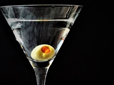 Shaken or Stirred: One woman's quest to make a vodka martini her own way