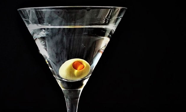 Shaken or Stirred: One woman's quest to make a vodka martini her own