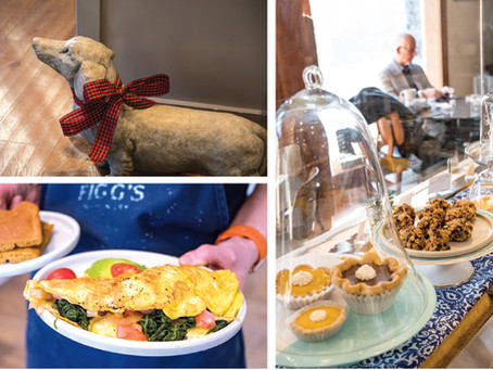 Taste Buds: Figg's Ordinary Simple Delights