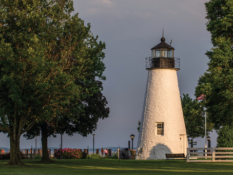 A Look Back at Lighthouses