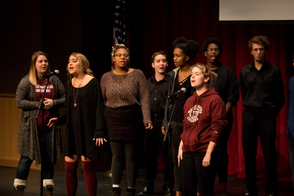 Stage Left: WACappella finds harmony